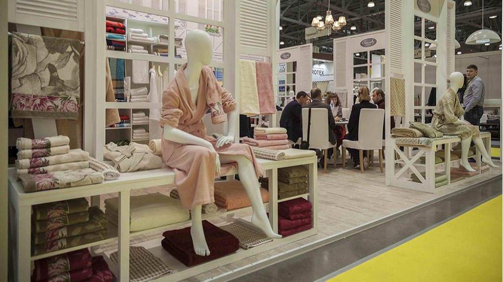 نمایشگاه «نساجی هایم تکستیل» مسکو 2018