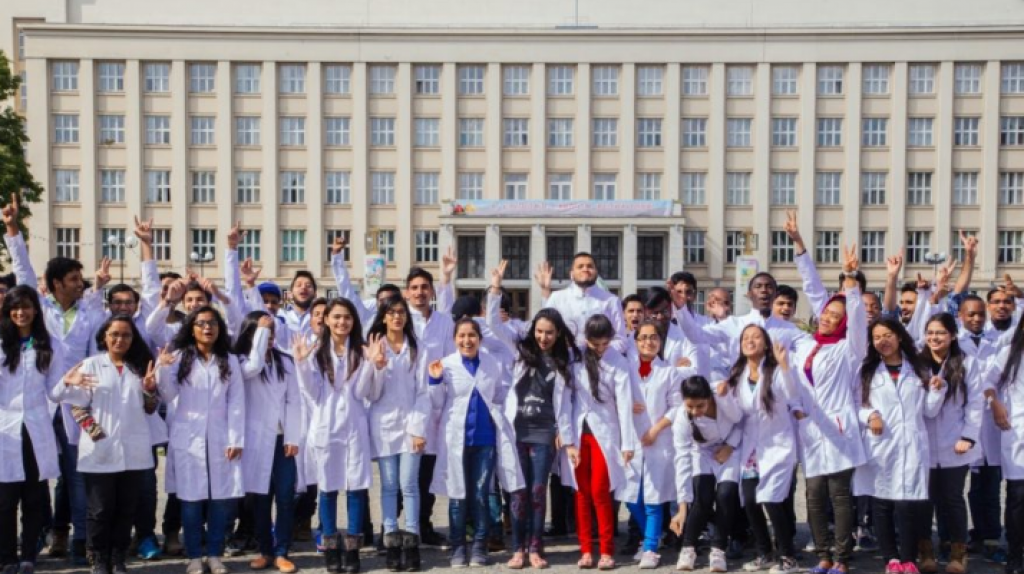 Education In Russian Medicine Universities