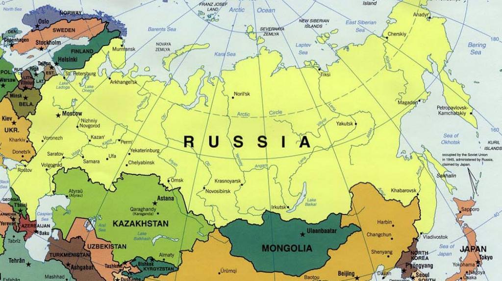 ترجمه رسمی روسی به فارسی در روسیه