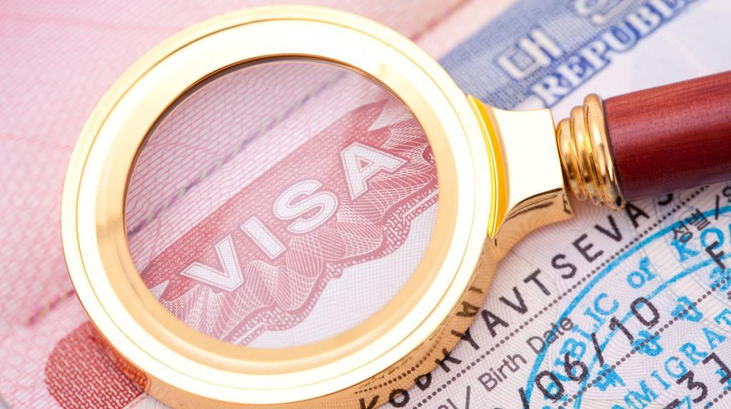 پروسه اخذ ویزا